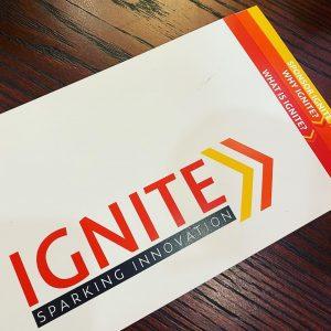 Ignite Flyer Panel